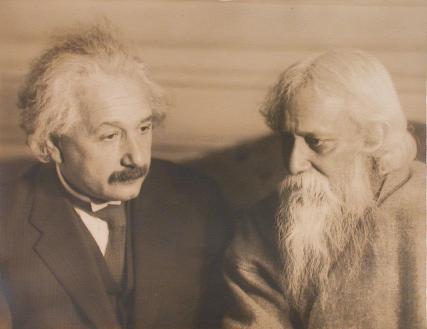 Einstein Tagore
